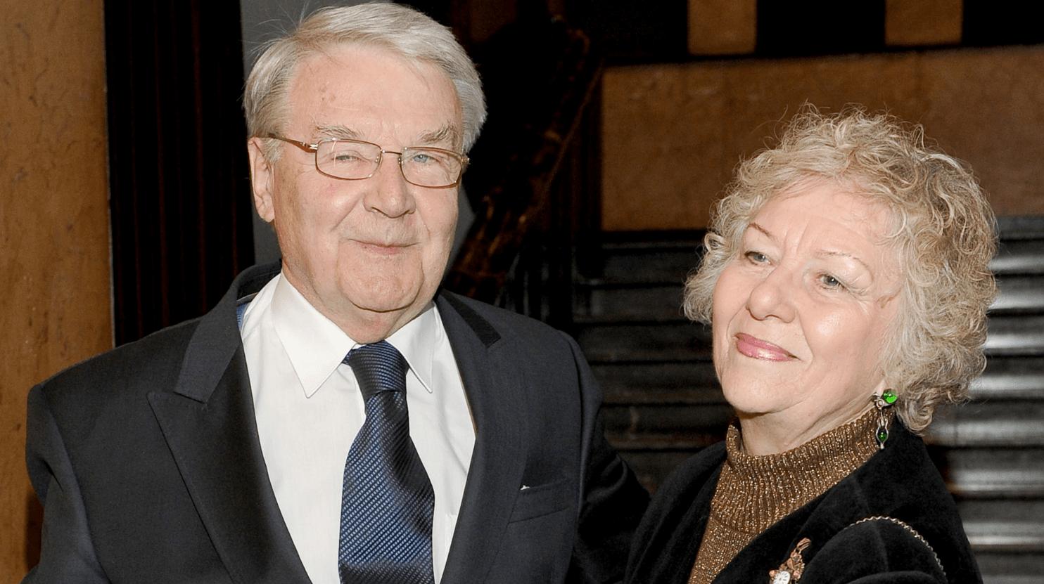 Leon Pietraszak i Wanda Majerówna